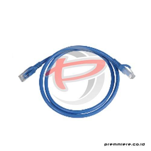CAT 6, Patch Cord, UTP, 1M, Blue (DC6PCURJ01BLM)